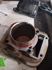 89 Yamaha XT 350 used Cylinder Jug Top End piston 55V-11310-03-00