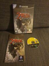 The Legend of Zelda: Twilight Princess. (GameCube, 2006)