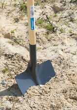 Round Mouth Spade 1100mm Digging Rubble Concrete Shovel Shovelling Gardening