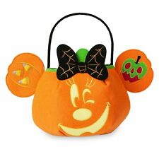 New listing Disney Store Halloween 2018 Trick Or Treat Candy Tote Bag - Minnie Mouse - Glows