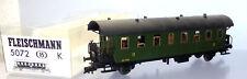 Fleischmann 5072B, Personenwagen 3. Kl. SNCB, Export, in OVP /H335