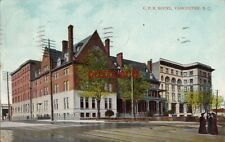 1907 VANCOUVER BC Canada, C.P.R. Hotel, publ MacFarlane