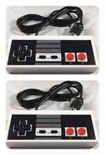 2 X CONTROLLERS GAMEPADS FOR NES MINI FOR NINTENDO NES MINI CLASSIC CONSOLE NEW