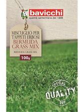 Miscuglio per tappeti erbosi Bermuda Grass Mix 100 g Bavicchi