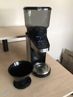 Krups Conical Burr Grinder with Scale GX420851