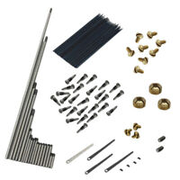 Alto Sax Repair Parts Tool Springs + Screws Kit for Saxophone Replacements