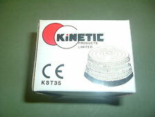 KINETIC XENON BLUE KST35B STROBE LIGHT X 8 UNITS, JOB LOT.. NEW PACKAGED