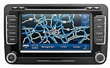 2018 VW SKODA SEAT RNS510/RNS810 Sat Nav  DVD Disc  Map UK&Europe Version 15