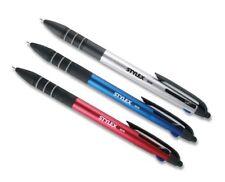 Touchpen Dreifarbkugelschreiber Touchscreenstift und 3 Farb Kugelschreiber