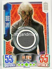The Ood- The Odd's Jacket - Authentic Memorabilia - Alien Attax Doctor Who