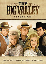 The Big Valley - The Complete First Season - Barbara Stanwyck, Lee Majors - DVD