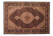 Tabriz Mahi fein 290 x 204 cm Orientteppich handgeknüpft Schurwolle/ Seide, Neu