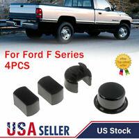For 1996-2002 Dodge Ram 1989-2006 Ford F Series Tailgate Hinge Insert Kit New