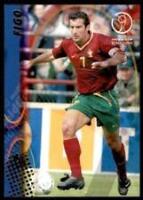 Cromos de fútbol de coleccionismo originales Panini portugal