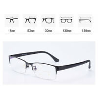 Trendy Men's Reading Glasses +1.0 +1.5 ~ +3.0 Transition Varifocal Adaptive Lens