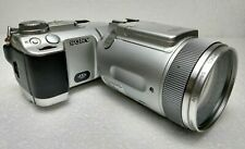 Sony Cyber-Shot DSC-F717 5.0MP Digital Camera W/ Battery - Silver