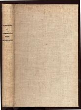 RENÉ BENJAMIN, CLEMENCEAU DANS LA RETRAITE - 1930