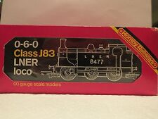 HORNBY R252 L.N.E.R. 0-6-0 CLASS J83  LOCOMOTIVE - Running no 8477 (#31)