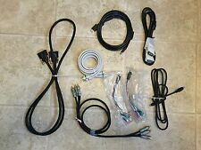 Monster 6 ft DVI 4 ft RGB Amphenol 10 ft HDMI Unbranded 6ft FireWire RGB DVI