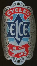 CYCLES VELO ELCE, lion, en aluminium peint