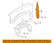 GM OEM Fender-Rear Insulator Left 15857191