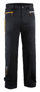 ABACUS PITCH EXTREME RAIN TROUSERS - Black