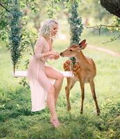 """Beautiful Fine Art Print - """"Bambi"""" - 8 x 10 Photo"""