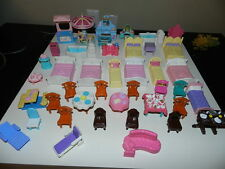 Fisher Price Sweet Streets Furniture & Accessory Lot