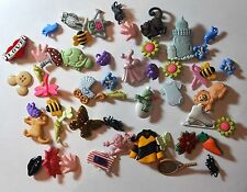 Clearance Sale Lot 50 new pieces Mix Scrapbooking Sewing Plastic Buttons
