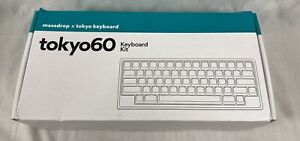 NEW Massdrop Tokyo Tokyo60 V3 Keyboard Kit Forest Green with Keycaps No Switches