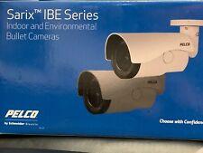 Used Pelco Ibe322 1r 3 Megapixel Sarix Enhanced Network Outdoor Ir Bullet Camera