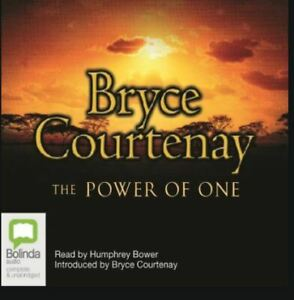 THE POWER OF ONE BY BRYCE COURTENAY AUDIO-CD, UNBRIDGED PRODUCTION) 21.5HRS