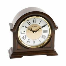 Widdop Antique Style Desk, Mantel & Carriage Clocks