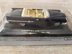 Auto Americane CHRYSLER 300E 1959 1:43