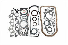 Full Gasket Set for NISSAN LD20 BLUEBIRD 2.0L U11 SERENA VANETTE Box NOMAD Box