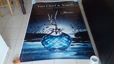AFFICHE VAN CLEEF & ARPELS 4x6 ft Shelter Original Fashion Vintage Poster