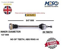 DRIVE SHAFT AXLE FITS FOR NISSAN X-TRAIL T30 2.0 2.2 2.5 Di dCi 2001-2013 RIGHT