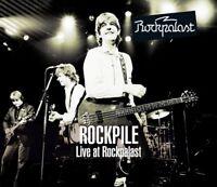 ROCKPILE - LIVE AT ROCKPALAST 2 DVD NEW+