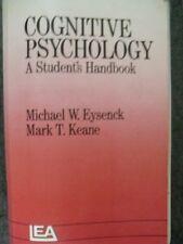 Cognitive Psychology: A Student's Handbook,Michael W. Eysenck,Keane, Mark T. Ke