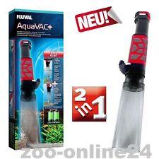 Fluval Aqua-Vac Plus;Aquarium-Kies-Sauger;Mulm-Glocke;Reinigung;Wasserwechsel