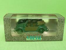 VITESSE  414B   CABRIOLET POLIZEI 1948 - BEETLE  VW VOLKSWAGEN KAFER -  MINT BOX