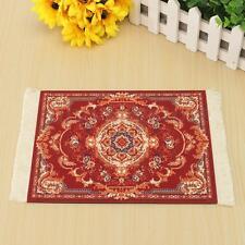 11''x7'' Vintage Persian Style Woven Rug Mouse Pad Carpet Mousemat Mat 28x18cm
