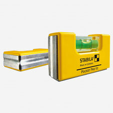 Stabila Pocket Level PRO Magnetic Level - Made In Germany