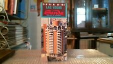 LAS VEGAS SANDS HOTEL & CASINO RARE BROCHURE SHOWING ALL THE CASINO AMENITIES