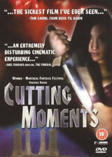 CUTTING MOMENTS 5 SHORT HORROR FILMS ILC PRIME REGION FREE UK DVD NEW
