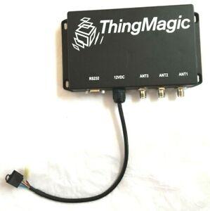 ThingMagic Vega Durable Indoor/Outdoor UHF RFID Reader RS232 Free Shipping