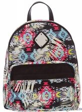 Claires Bright Tribal Print Backpack New With Tags