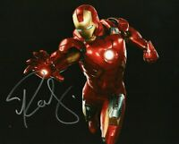 Ironman Robert Downey Jr. *  Autographed * signed 8 x 10 photo