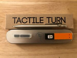 Tactile Turn Pencil (Stainless Steel, 0.5 mm)