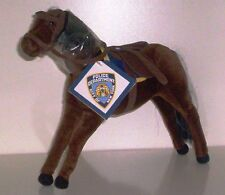 APPLAUSE  -  New York Police Horses  -  Brown  -  184
